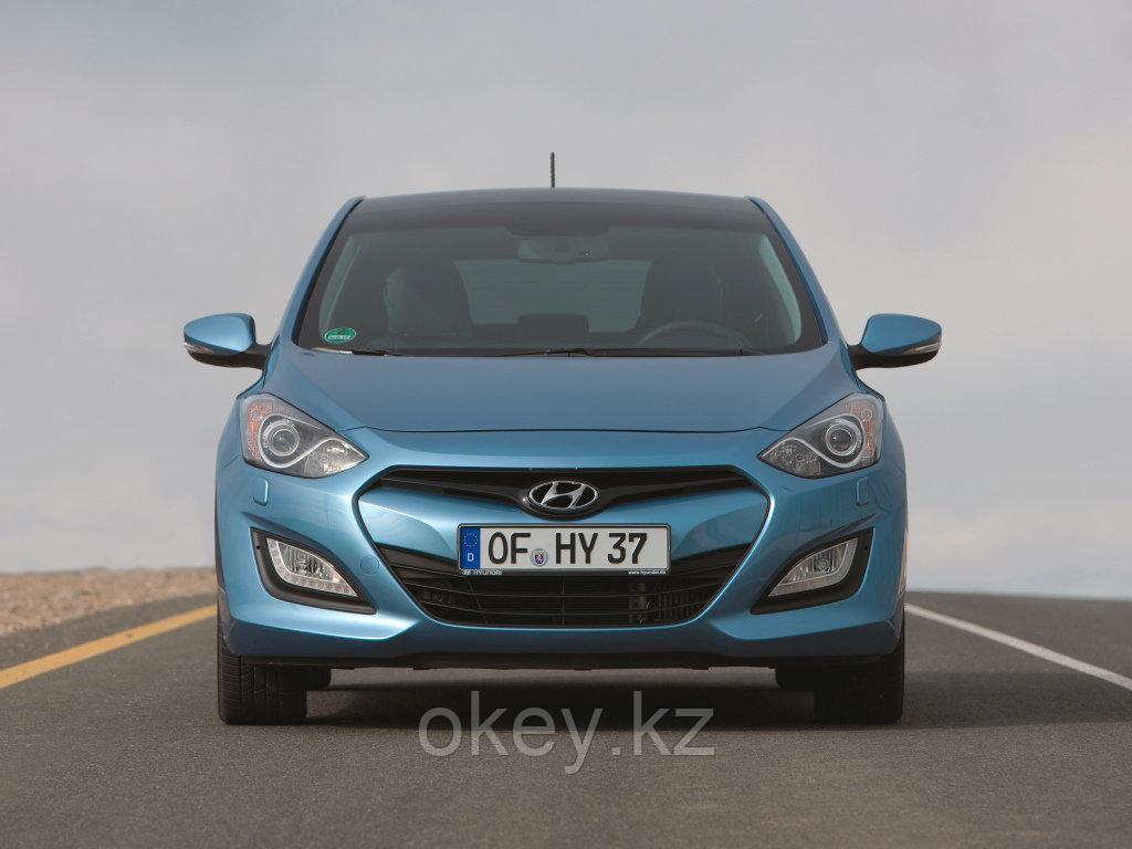 Тормозные колодки Kötl 27KT для Hyundai I30 II хэтчбек (GD) 1.6, 2012-2017 года выпуска