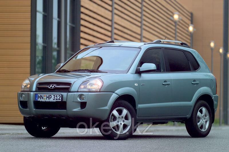 Тормозные колодки Kötl 27KT для Hyundai Tucson I (JM) 2.0, 2004-2010 года выпуска