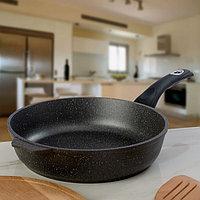 Сковорода «Гранит», d=26 см, h=6,5 см, фото 1