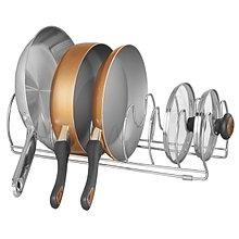Крышки для кастрюль, сковородок и подставки