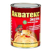 АКВАТЕКС® ЭКСТРА Защитно-декоративное покрытие для древесины