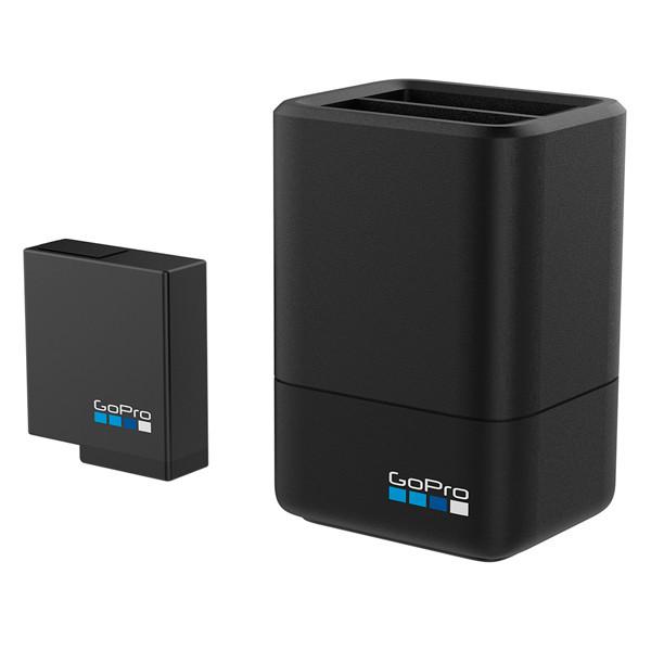 Зарядное устройство для двух аккумуляторных батарей GoPro (AADBD-001-RU)