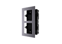 Монтажная рамка домофона Hikvision DS-KD-ACF2/Plastic