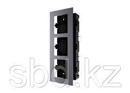 Монтажная рамка домофона Hikvision DS-KD-ACF3/Plastic