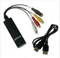 EasyCap устройство видео-аудио захвата, видео оцифровка