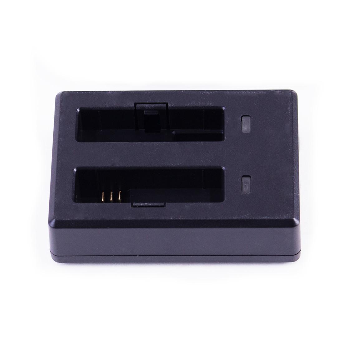 Зарядное устройство для 2-х аккумуляторов M20 SJCAM SJ301 (Black)