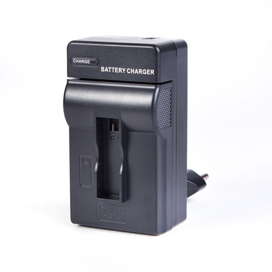 Зарядка Deluxe DLGP-401 Hero 4 для GoPro от 12V и 220V (Black)