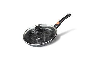 Сковорода с крышкой Nice Cooker Classic Series 24x4,3 см 1,1 л