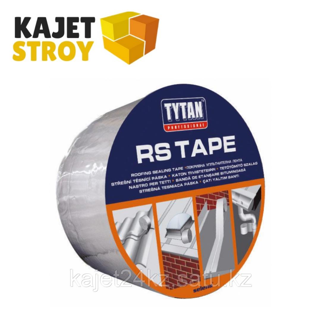 TYTAN лента уплотнительная (10x10) (алюминий, красная, антрацит)