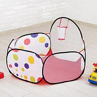"""Манеж - сухой бассейн для шариков """"Баскетбол"""", 100 × 100 × 36 см, фото 1"""