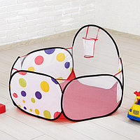"""Манеж - сухой бассейн для шариков """"Баскетбол"""", 100 × 100 × 36 см"""