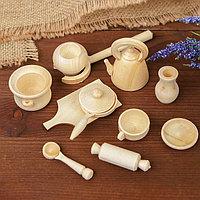 Набор посуды для кукол, 11 предметов