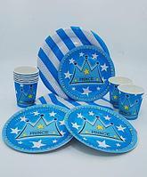 Набор праздничной посуды Prince1