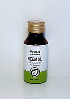 Масло Нима мл, Ayusri, Neem oil, 50 мл