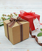 "Подарочная коробка, бонбоньерка ""Куб"""