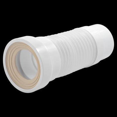Удлинитель гибкий для унитаза с выпуском 110мм