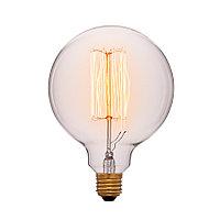 054-027 Лампа G125 29F2 60W E27 Цвет Прозрачный