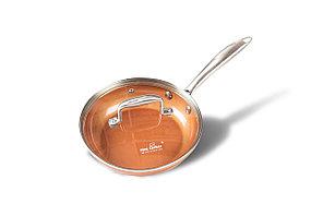 Сковорода с медным покрытием Nice Cooker Gold Series 24x5.2 см 1.5 л