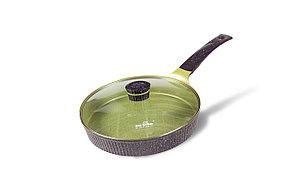 Сковорода с крышкой  Nice Cooker Shell Series 26x5,3 см 2,3 л