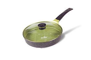 Сковорода с крышкой  Nice Cooker Shell Series 28x5,5 см 2,7 л