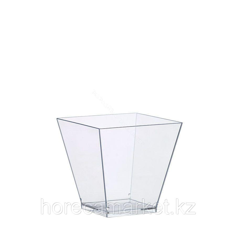 DUNI AMUSE BOUCHE контейнер квадрат 60 мл. 100шт/упаковка