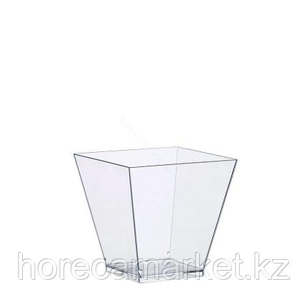 DUNI AMUSE BOUCHE контейнер квадрат 60 мл. 100шт/упаковка, фото 2