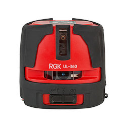 Лазерный уровень RGK UL-360