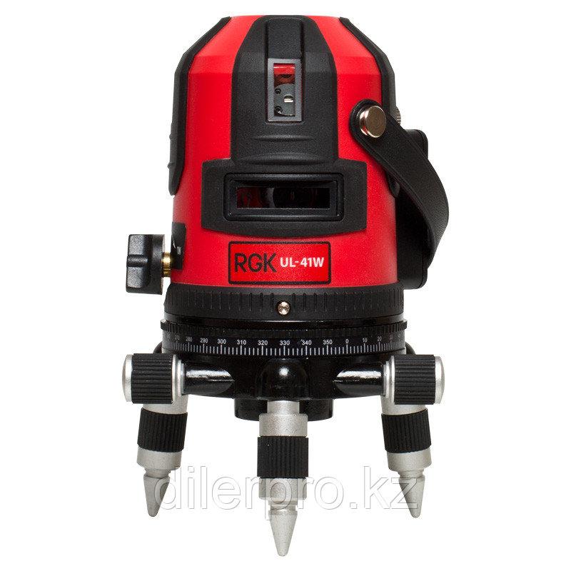 Лазерный уровень RGK UL-41W