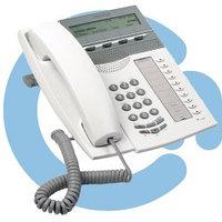 Системный цифровой телефон, светло-серый Aastra Dialog 4223 Professional, Telephone Set, Light Grey (DBC22301/