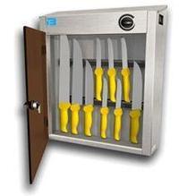 Стерилизатор ультрафиолетом для различных видов ножей Model 725SM