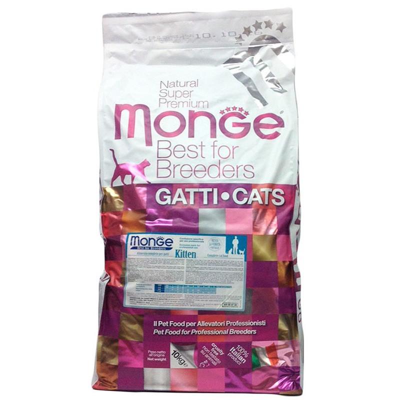 Сухой корм для котят Monge (Монже) с курицей