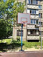 Баскетбольная Г-образная стойка