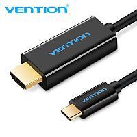Кабель VENTION Type-C на HDMI 1м