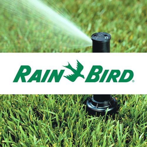 Статические и роторные дождеватели Rain Bird