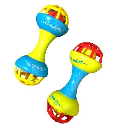 Погремушка, прорезыватель-игрушка