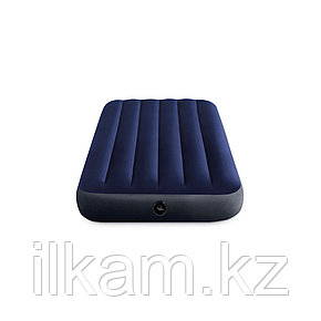 Матрас надувной,1,5 местный, Intex 191 х 137 х 25 см, фото 2