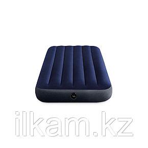 Матрас надувной, одноместный  Intex191 х 76 х 25 см, фото 2