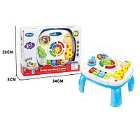 Развивающий столик 2 в 1 Tot Kids Жирафик