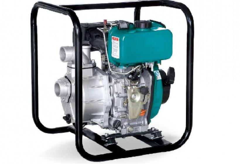 Мотопомпа LDP 30-A ( Дизельное топливо)