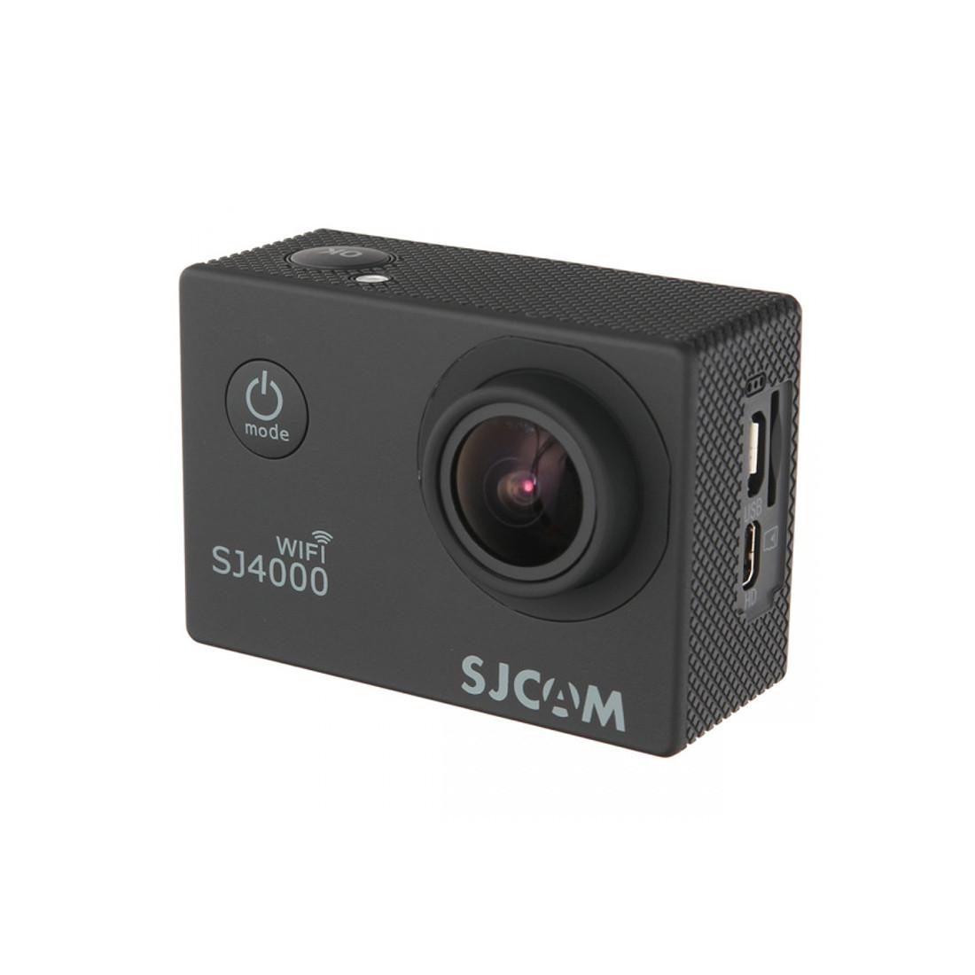 Экшн-камера SJCAM SJ4000WiFi (Black)