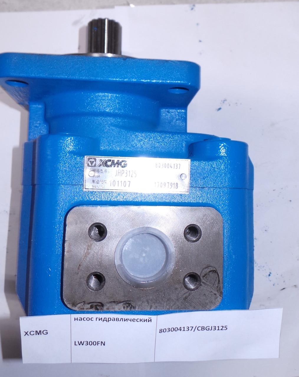 Гидравлический насос 5006087/803004137