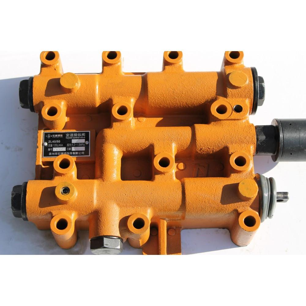 Клапан скорости (мозги) 250200147+250200292 (ОРИГИНАЛ)