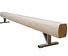 Гимнастические бревна напольные 3 метра постоянно высоты на ножках и 5 метров! Распродажа!, фото 2