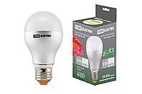 TDM Лампа LED Груша - 6 Вт - 220 В - 3000 К – E27