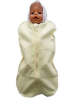 Спальный мешок Кокон, молочный (капитоний) арт. 1315/002
