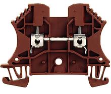 WDU 2.5 BR Соединитель электрический, Винт