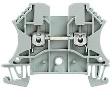 WDU 2.5 GR Соединитель электрический, Винт