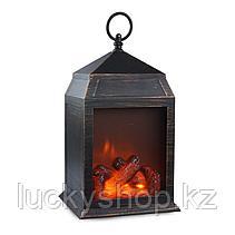 Фонарь-ночник с эффектом живого огня «Уют камина», фото 2