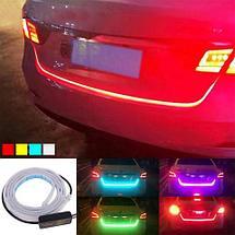 Лента светодиодная - автомобильный повторитель сигналов с анимацией Running Lamp (для установки сзади), фото 2