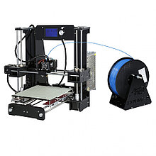 3D Принтер ANET A6 (монтаж)